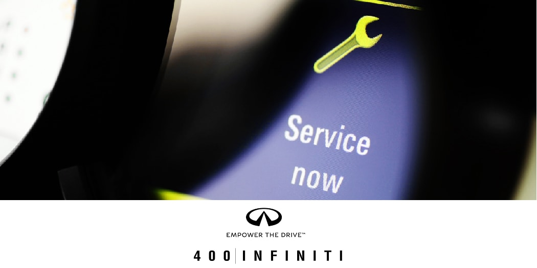 INFINITI Service Centre in Innisfil / Greater Barrie Area - 400 INFINITI
