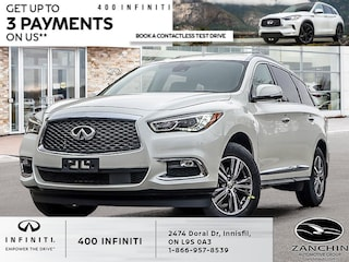 2020 INFINITI QX60 AWD Limited Edition