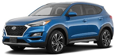 Tucson at Crowfoot Hyundai