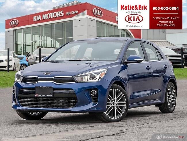 2018 Kia RIO 5-Door EX Tech | NAVI | LEATHER | SUNROOF Hatchback