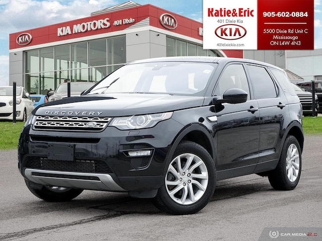 2017 Land Rover Discovery Sport 4X4| LEATHER | NAVI | SKY ROOF | SUV