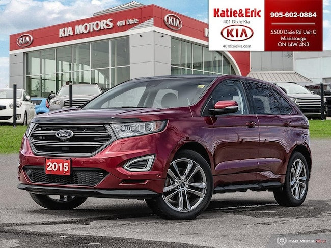 2015 Ford Edge SPORT AWD| LEATHER | PANO ROOF | 20 ALLOYS SUV
