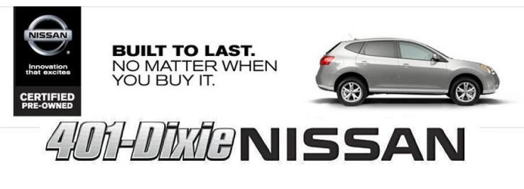 What is the Certified Pre-Owned Program   401 Dixie Nissan