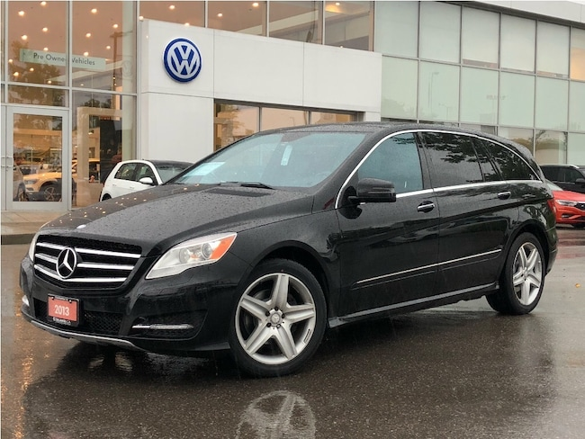 2013 Mercedes-Benz R350 Bluetec 4matic Trade IN/ Diesel/ Navi/ Back UP Cam Crossover
