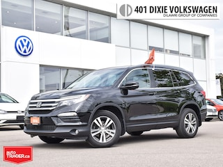 2016 Honda Pilot EX-L Navi 6AT AWD Honda OFF Lease/LOW KMS/EX-L Wit SUV
