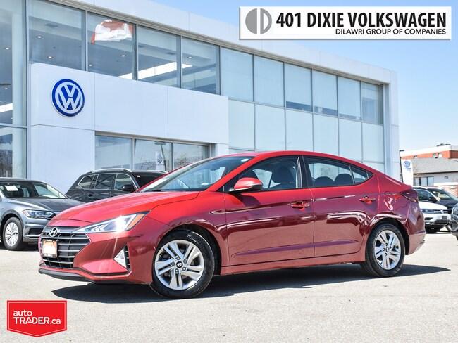 Used 2019 Hyundai Elantra Sedan For Sale At 401 Dixie Volkswagen