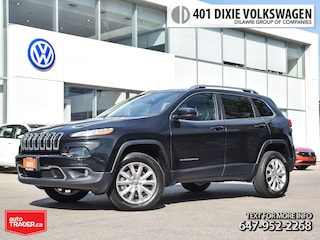 2015 Jeep Cherokee 4x4 Limited Trade IN/ NO Accidents/ Limited/ Navi/ SUV