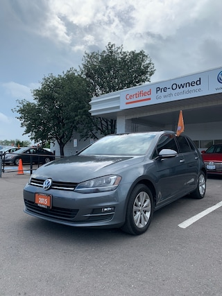 2015 Volkswagen Golf 5-Dr 1.8T Comfortline 5sp OFF Lease/Multimedia/Nav 5-Door Hatchback
