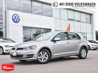 2015 Volkswagen Golf 5-Dr 1.8T Trendline 5sp OFF Lease/Alloys/NO Accide 5-Door Hatchback
