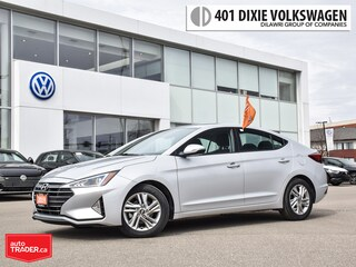 2019 Hyundai Elantra Sedan Preferred at 2.0L/ Like NEW/NO Accidents/Sunroof/B 4-Door Sedan