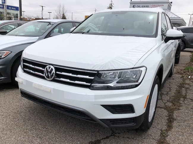 2019 Volkswagen Tiguan Trendline 2.0 8sp at w/Tip 4M SUV