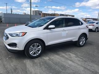 2019 Ford Edge SEL SUV 2.0L Premium Unleaded White