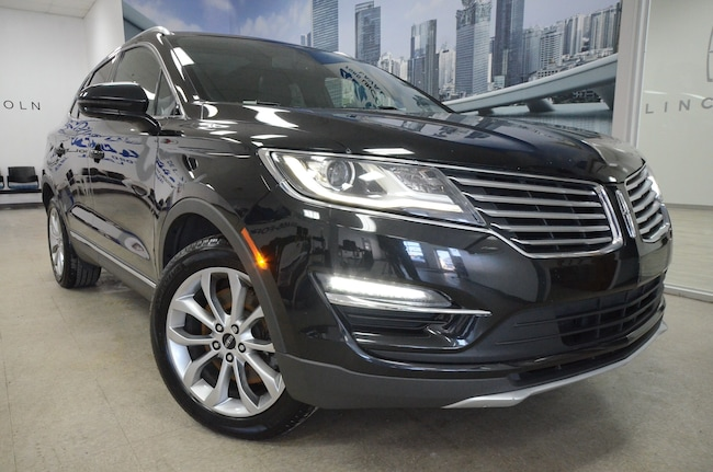 2015 Lincoln MKC | 2.0L ECOBOOST AWD, SELECT PLUS SUV 2.0L Gas Black