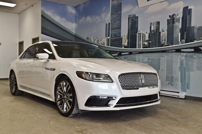 2017 Lincoln Continental | 2.7L ECOBOOST AWD ENSEMBLE TECHNOLOGIE Sedan