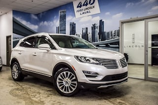 2016 Lincoln MKC RESERVE   2.0L AWD CUIR TOIT OUVRANT NAVIGATION SUV