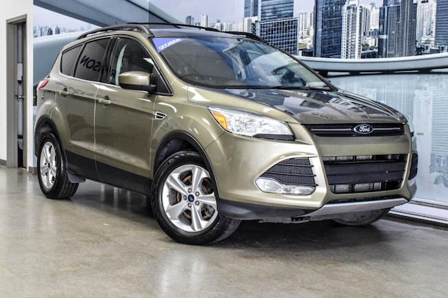 2013 Ford Escape SE   2.0L AWD SYNC 2 ECRAN TACTILE BLUETOOTH SUV 2.0L Gas Green