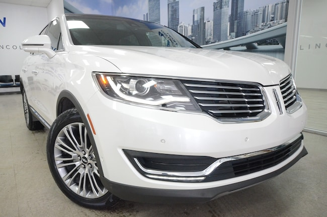 2016 Lincoln MKX | RESERVE 3.7L AWD, CUIR SUV