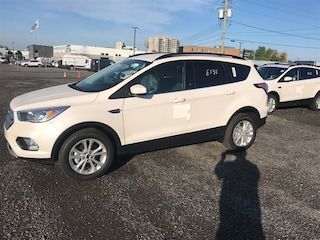 2018 Ford Escape SE SUV 1.5L Regular Unleaded White