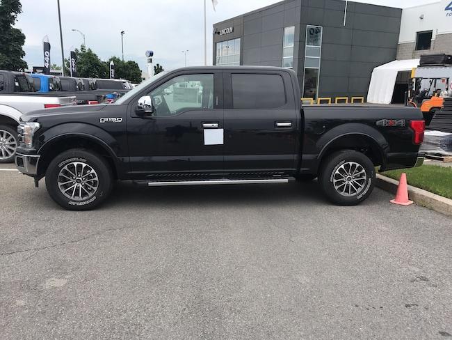 2019 Ford F-150 Lariat Truck 2.7L Regular Unleaded Black