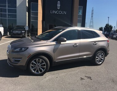 2019 Lincoln MKC Select / Démonstrateur SUV