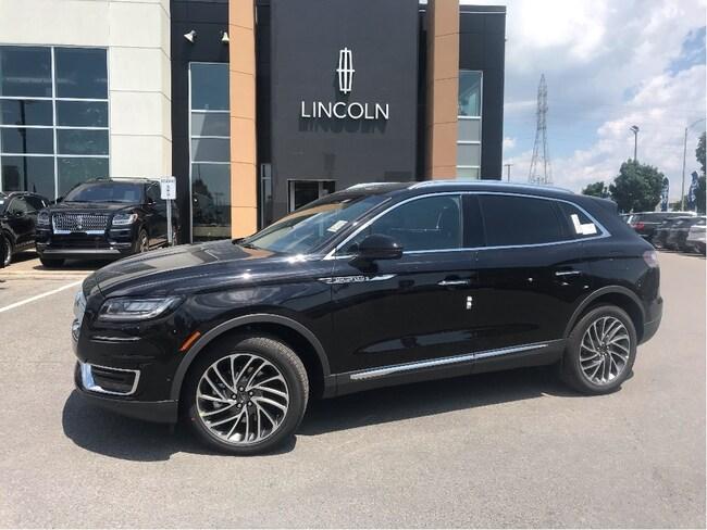 2019 Lincoln Nautilus Reserve SUV