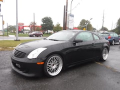 2006 INFINITI G35 Base w/6-Speed Manual Coupe