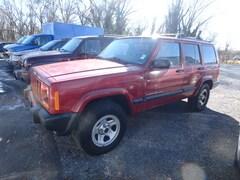 1999 Jeep Cherokee Classic SUV