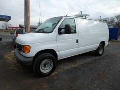 2007 Ford E-250 Van Cargo Van