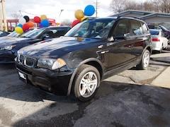 2006 BMW X3 3.0i SUV