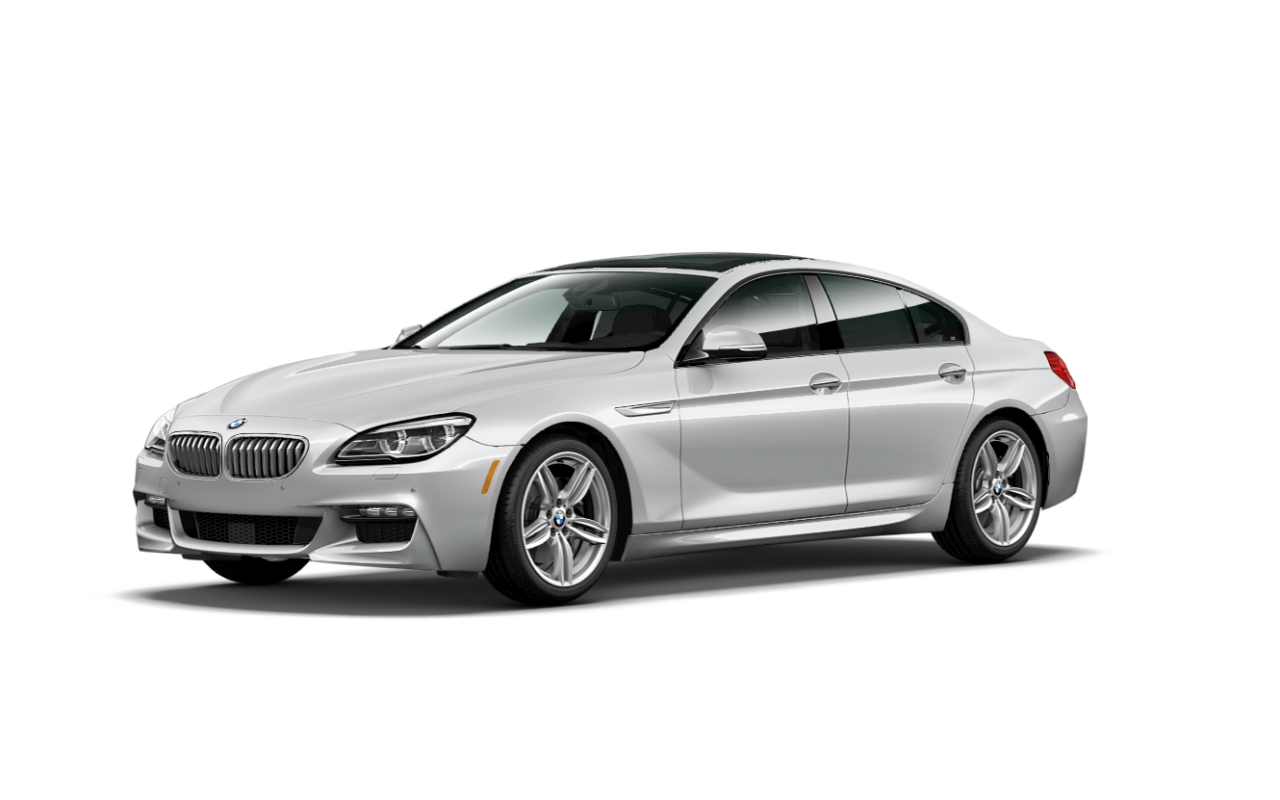 2018 BMW 650i Gran Coupe