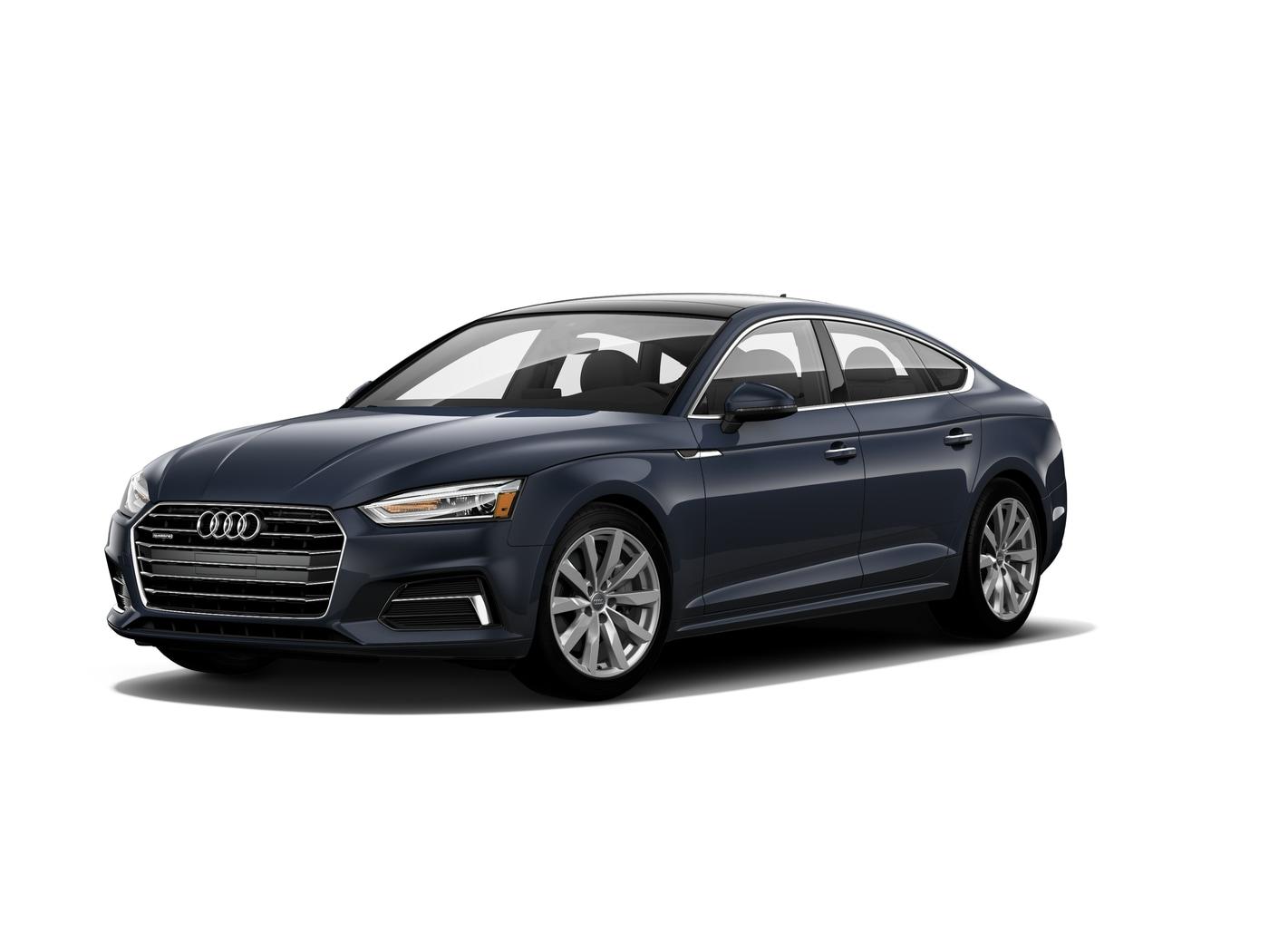 2018 Audi A5 Hatchback