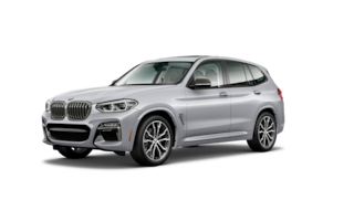 New 2018 BMW X3 M40i SAV near Washington DC