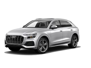 New 2019 Audi Q8 3.0T Premium SUV for sale in Danbury, CT