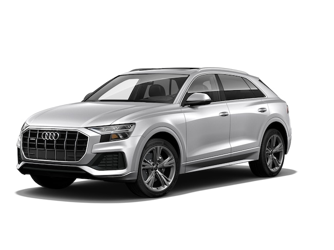 New 2019 Audi Q8 3.0T Premium SUV in Atlanta, GA