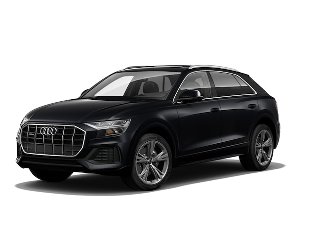 New 2019 Audi Q8 3.0T Premium Plus SUV WA1BVAF13KD011256 Near Los Angeles