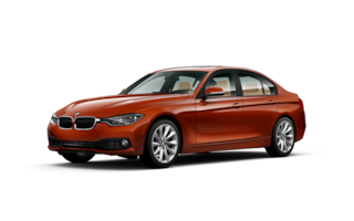 New 2018 BMW 320i xDrive Sedan near Washington DC