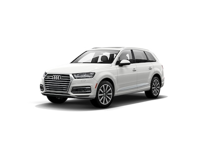 New 2019 Audi Q7 at Audi Princeton Near Trenton, New