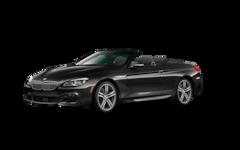 2018 BMW 650i Convertible