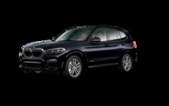 2018 BMW X3 xDrive30i SAV 8 speed automatic
