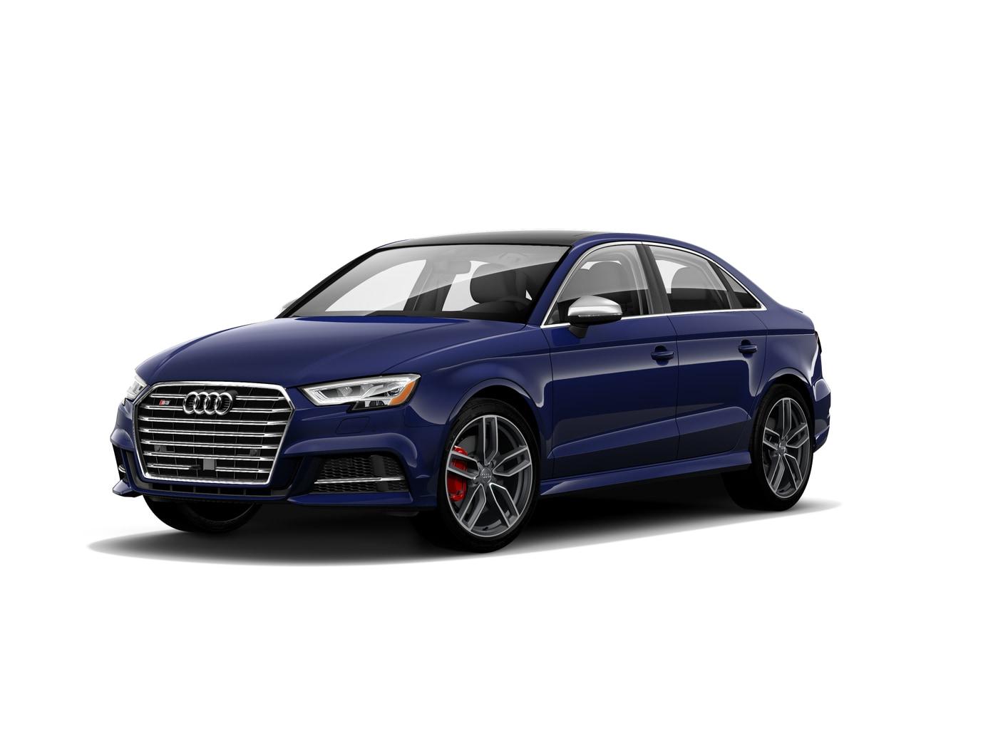 2018 Audi S3 2.0T Premium Plus 2.0 TFSI Premium Plus