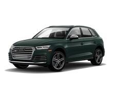 New 2018 Audi SQ5 3.0T Premium Plus SUV for sale in Wallingford, CT at Audi of Wallingford