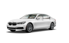 New 2019 BMW 740i Sedan Meridian, MS