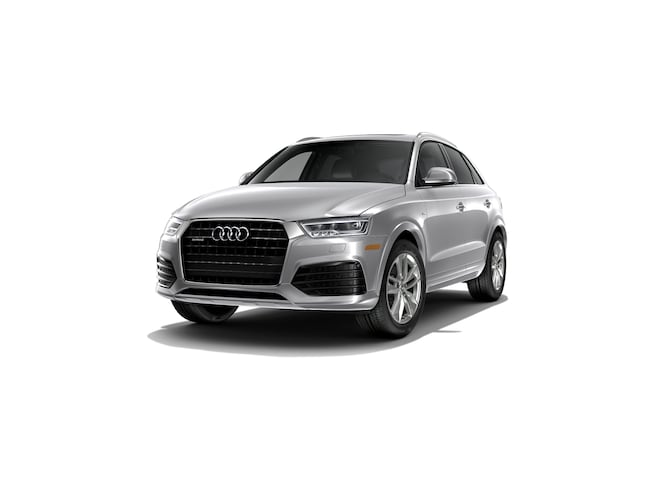 New 2018 Audi Q3 2.0T Premium Plus SUV Brookline MA