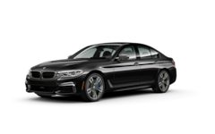 2018 BMW M550i Sedan