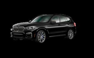 New 2018 BMW X3 M40i SAV WZ00163 near Rogers, AR