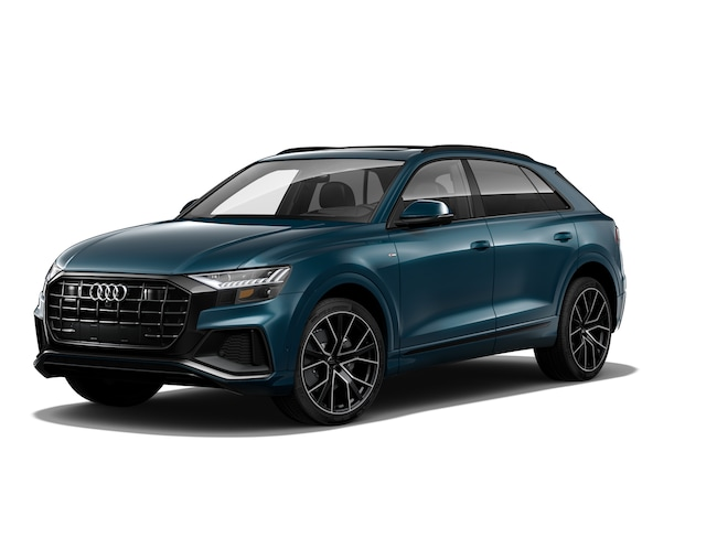 New 2019 Audi Q8 3.0T Premium Plus 3.0 TFSI Premium Plus WA1EVAF12KD014632 near Chicago