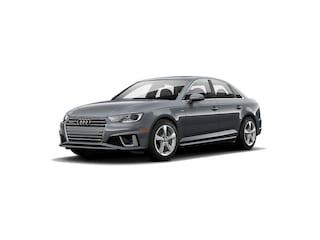 New 2019 Audi A4 2.0T Premium Sedan