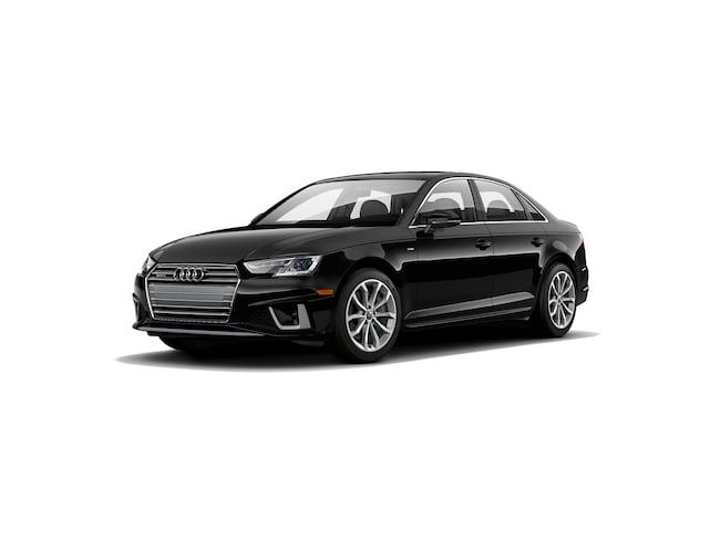 New 2019 Audi A4 2.0T Premium Sedan In Cinncinati