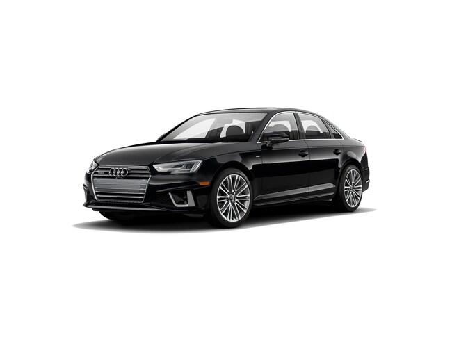 New 2019 Audi A4 2.0T Prestige Sedan in Cary near Raleigh, NC