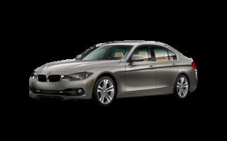 New 2018 BMW 3 Series 330i Sedan WU98551 near Rogers, AR